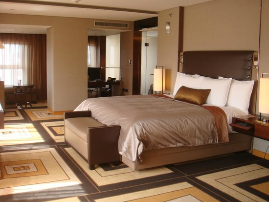 Hilton Beijing Wangfujing: Executive Room