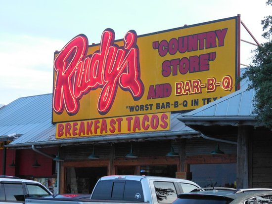 Rudy's Country Store & Bar-B-Q : Rudy's Round Rock