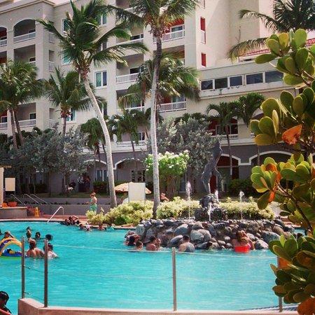 Embassy Suites by Hilton Dorado del Mar Beach Resort: Refrescante
