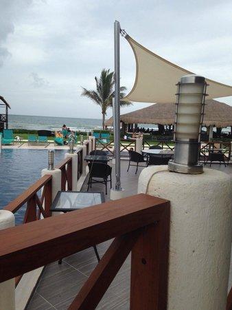 Secrets Silversands Riviera Cancun: Another restaurant