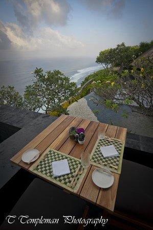Bulgari Resort Bali: Sangkar Restaurant