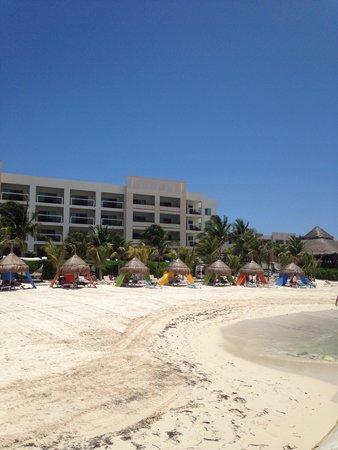 Secrets Silversands Riviera Cancun : Beach