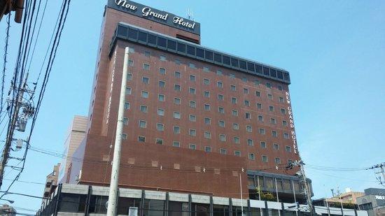 Kanazawa New Grand Hotel: 外観