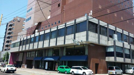 Kanazawa New Grand Hotel: 入口