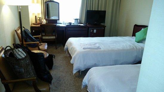 Kanazawa New Grand Hotel: 客室