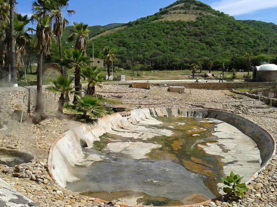 Mision Comanjilla: Donde brotan las Aguas Termales Comanja Gto
