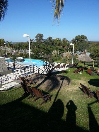Sol Victoria Hotel, Spa & Casino: vista de la piscina externa