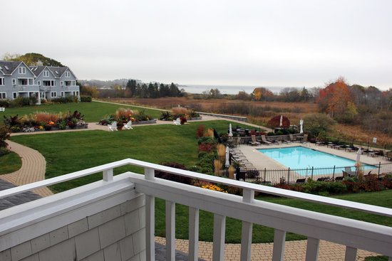 Inn by the Sea : View from #205