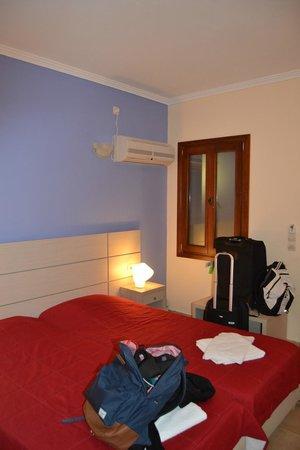 Antonia Hotel Santorini: Standard Room