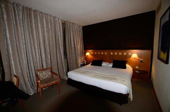 Hotel Carlemany: Room