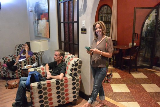 Hostel Casa Colon: best living roon ever
