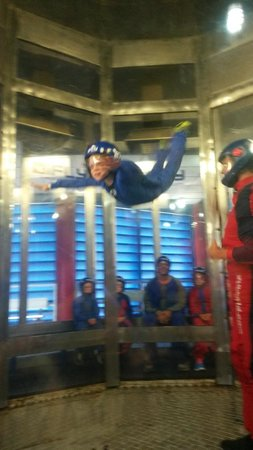 iFLY Orlando : Flying High!