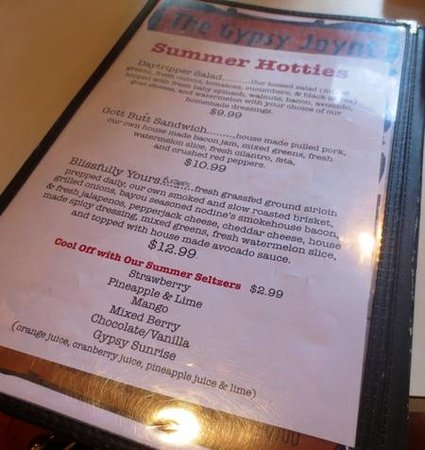 Gypsy Joynt: Drool over the Blissfully Yours Burger