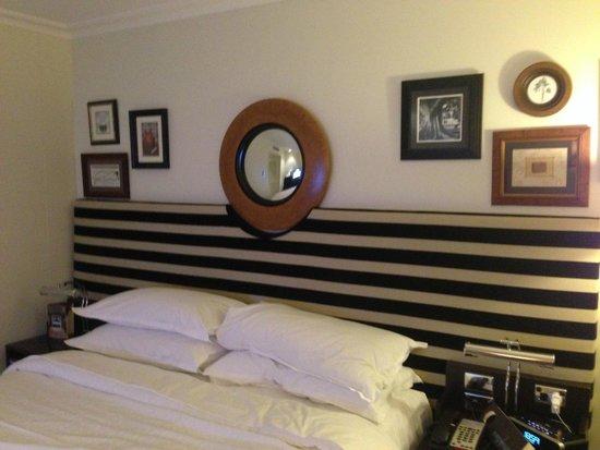 Sheraton on the Park, Sydney : Main bedroom