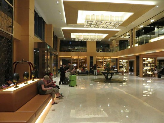 Courtyard by Marriott Shanghai Central: Hotel Lobby