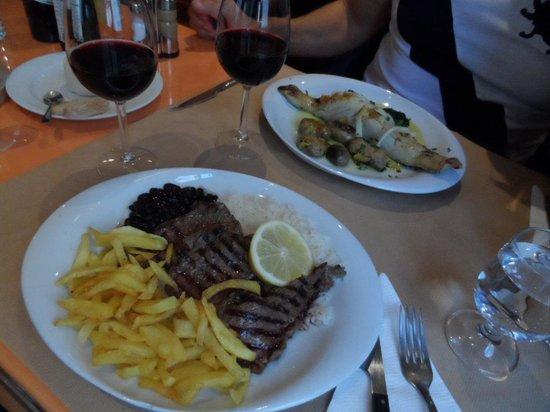 Restaurante Faca & Garfo : Great food.....