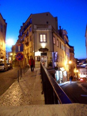 Restaurante Faca & Garfo : beautiful cozy little location