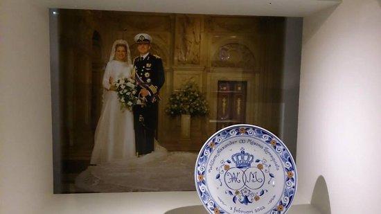 Royal Delft - Koninklijke Porceleyne Fles: The King & The Queen