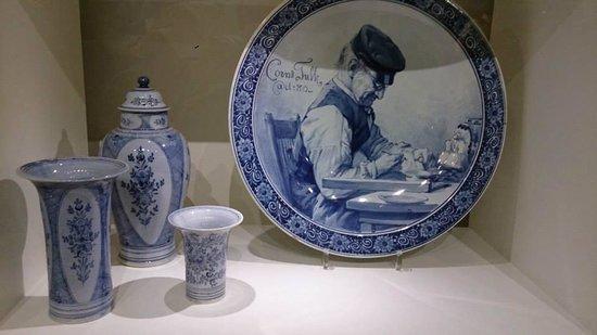 Royal Delft - Koninklijke Porceleyne Fles: Beautiful pieces of art
