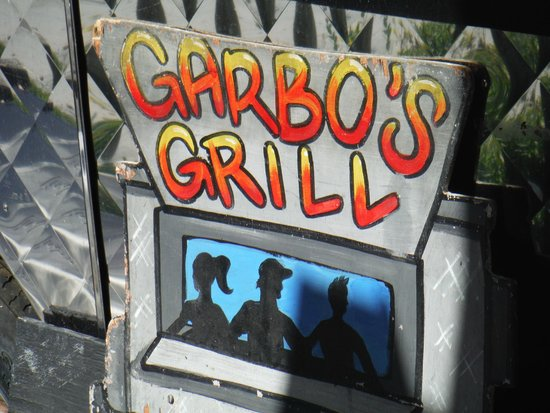 Garbo's Grill: Great food!