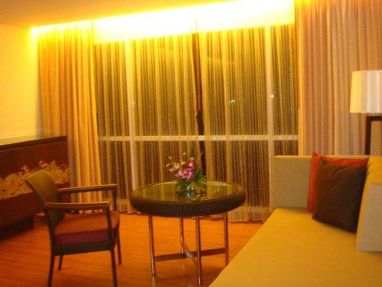 Pullman Phuket Panwa Beach Resort : Suite