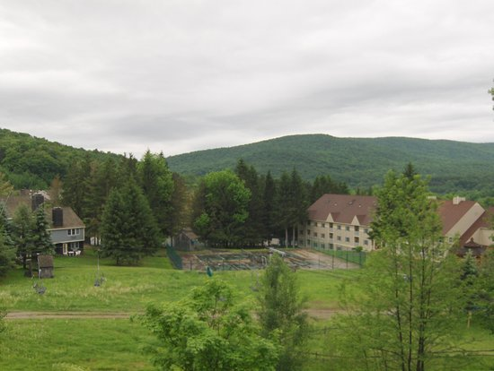 Wyndham at Bentley Brook: view from balcony