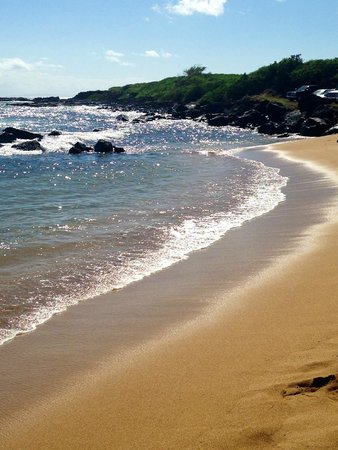 Kauai Beach Villas: Beach Area