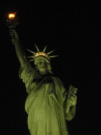 Bateaux New York: statue of liberty