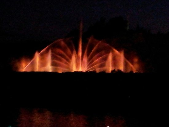 The Musical Fountain: June 2013