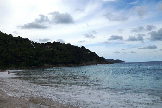 Le Meridien Phuket Beach Resort : Beach