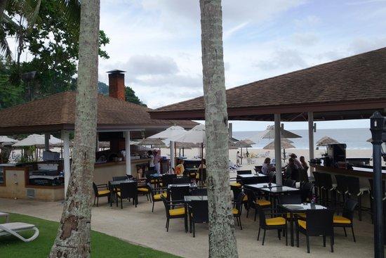 Le Meridien Phuket Beach Resort : Pizza Bar