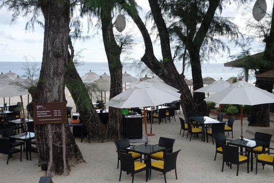 Le Meridien Phuket Beach Resort : Mongolian for lunch