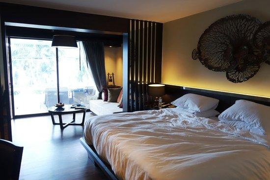 Le Meridien Phuket Beach Resort: Room