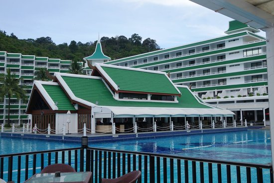 Le Meridien Phuket Beach Resort: Scene of entertainment crime
