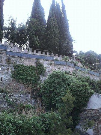 Puerta de Las Granadas : Vistas desde la habitación 303