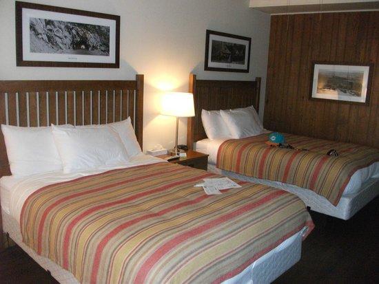 Skyland: beds