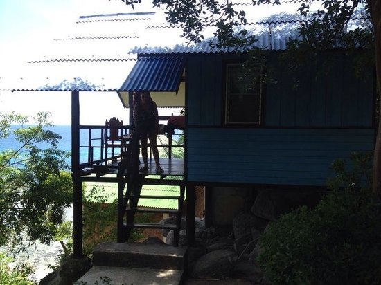 Taatoh Resort & Freedom Beach Resort: Our bungalow