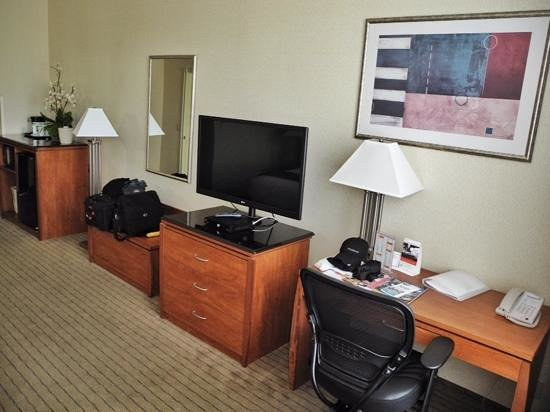Century Park Hotel: room 209