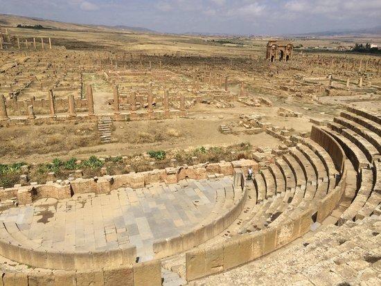 Timgad : Teathre