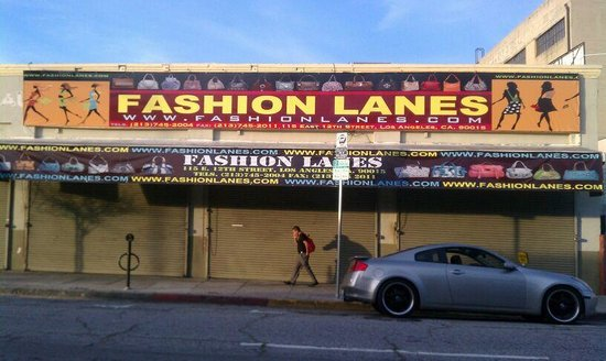 Fashion Lanes