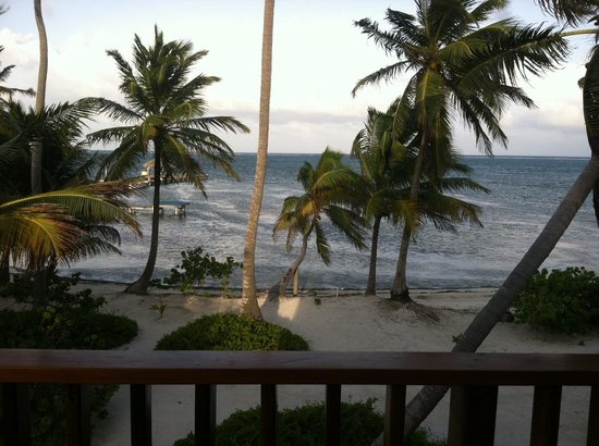 El Pescador Resort: View from our Vila