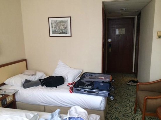 Metropark Hotel Kowloon: standard room
