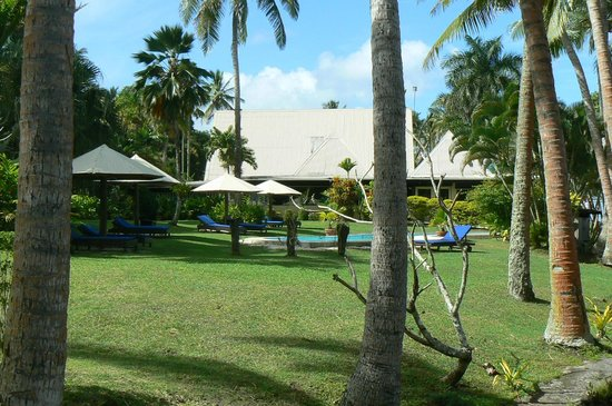 Tambua Sands: the resort