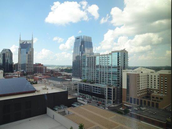 Omni Nashville Hotel: Nashville Skyline