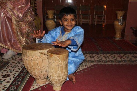 Maison D'hôtes Restaurant Chez L'Habitant Amazigh : Berber Musical Night