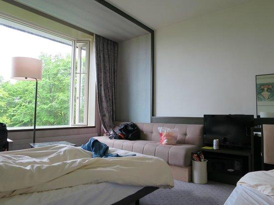Hakodate-Onuma Prince Hotel: 部屋
