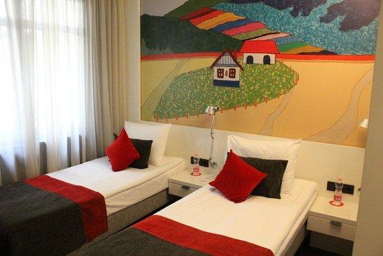 Bohem Art Hotel: CAMERA 2