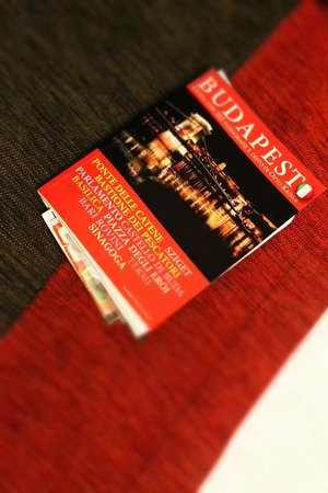 Bohem Art Hotel: CAMERA