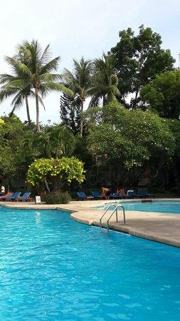 Montien Hotel Pattaya: Бассейн