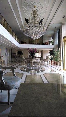 Grand Hotel Halic: Lobby